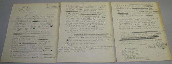 1020: ***SEGAR, ELZIE CRISLER|  Handwritten letter