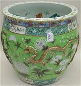 1274: ***CHINESE PORCELAIN JARDINIERE