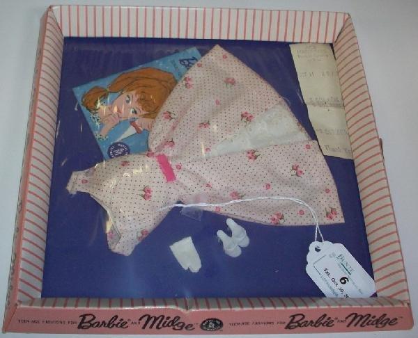 6: TEENAGE FASHIONS FOR BARBIE AND MIDGE