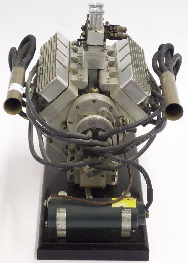 176: ***CONLEY PRECISION V8 ENGINE - 2