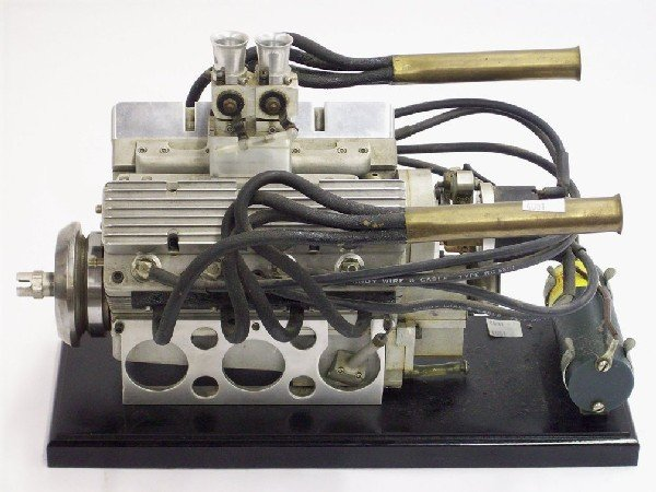 176: ***CONLEY PRECISION V8 ENGINE - 3