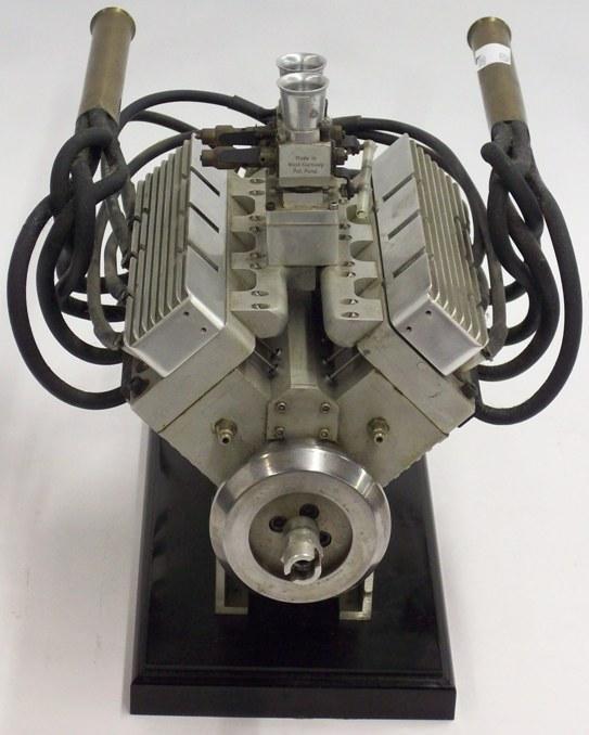 176: ***CONLEY PRECISION V8 ENGINE - 4