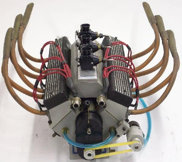 184: ***CONLEY PRECISION V12 ENGINE - 3
