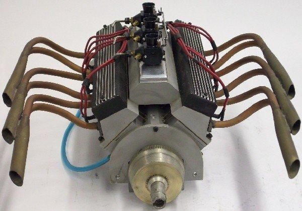 184: ***CONLEY PRECISION V12 ENGINE - 5