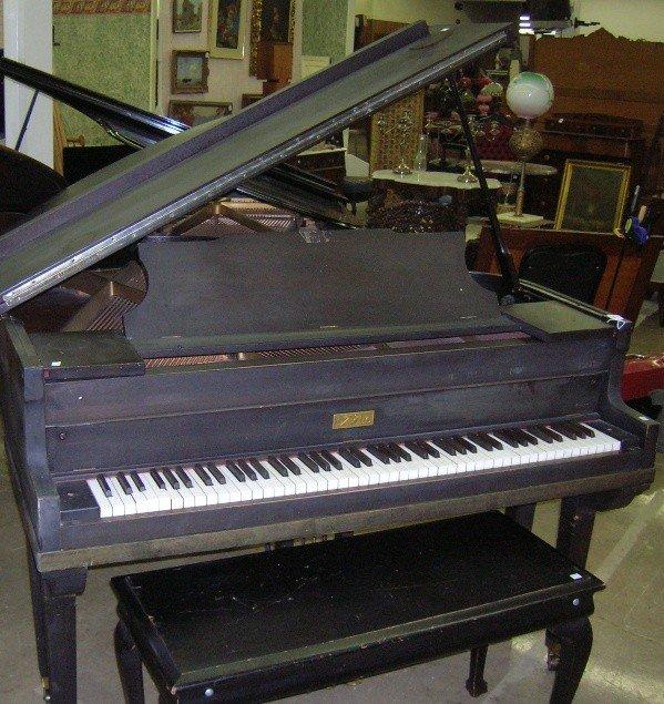 1488: ***APOLLO BABY GRAND PIANO