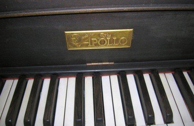 1488: ***APOLLO BABY GRAND PIANO - 2