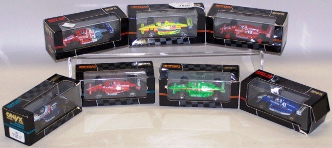 1010: ***GROUP OF SEVEN SIGNED 1/43 DIE CAST