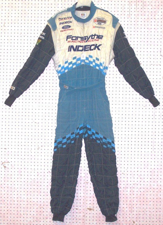 1024: ***FORSYTHE RACING TEAM FIRE SUIT