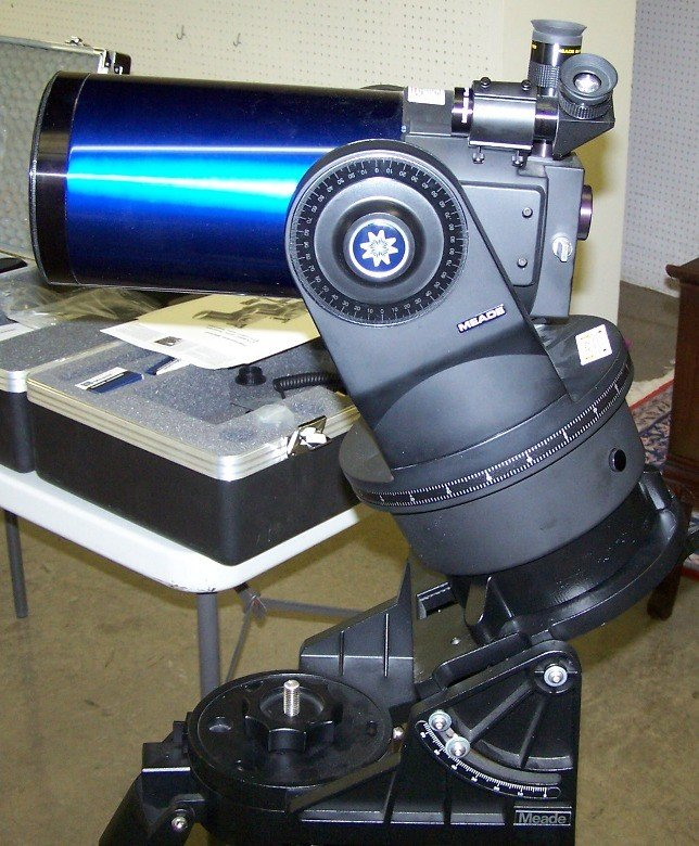 650: ***MEADE ETX-125 EC ASTRO TELESCOPE