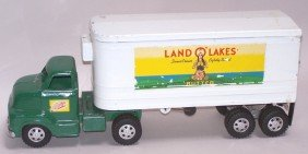 ***DUNWELL LAND O' LAKES TRUCK/TRAILER