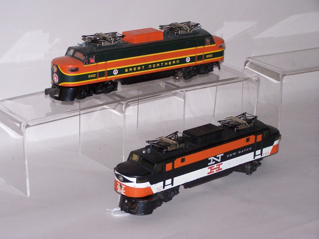 3126: ***2 LIONEL O GAUGE LOCOMOTIVES - 4
