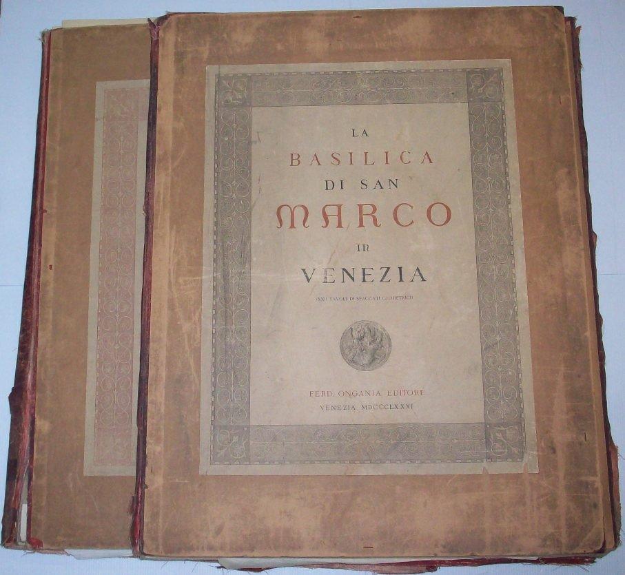 2047: LA BASILICA DI SAN MARCO IN VENEZIA