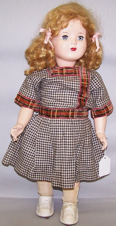 2060: ***ADVANCE DOLL COMPANY ''WANDA THE WALKING DOLL'