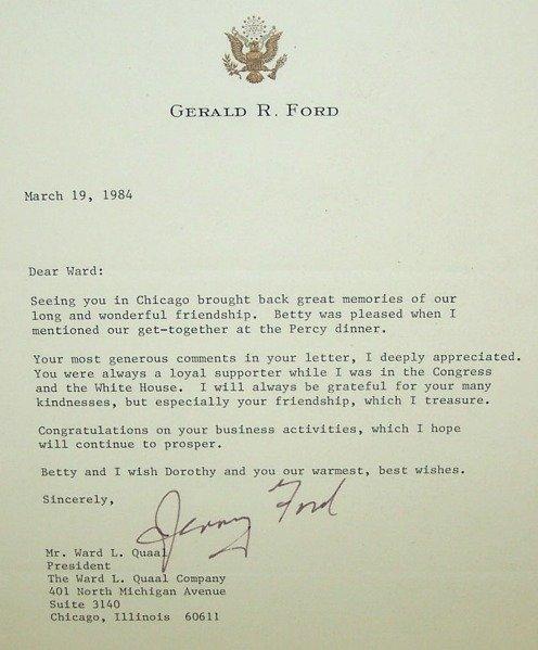 15J: FORD, GERALD R.