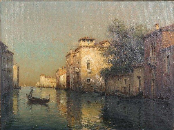 1314: BOUVARD SEN., ANTOINE (1870-1956 French