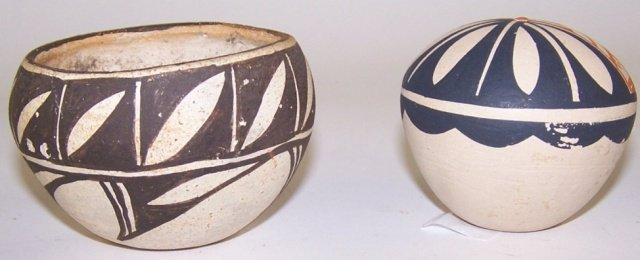 *2 PIECES OF SOUTHWEST POTTERY