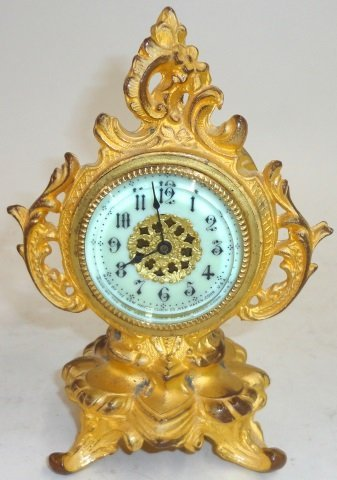 *NEW HAVEN BOUDOIR CLOCK