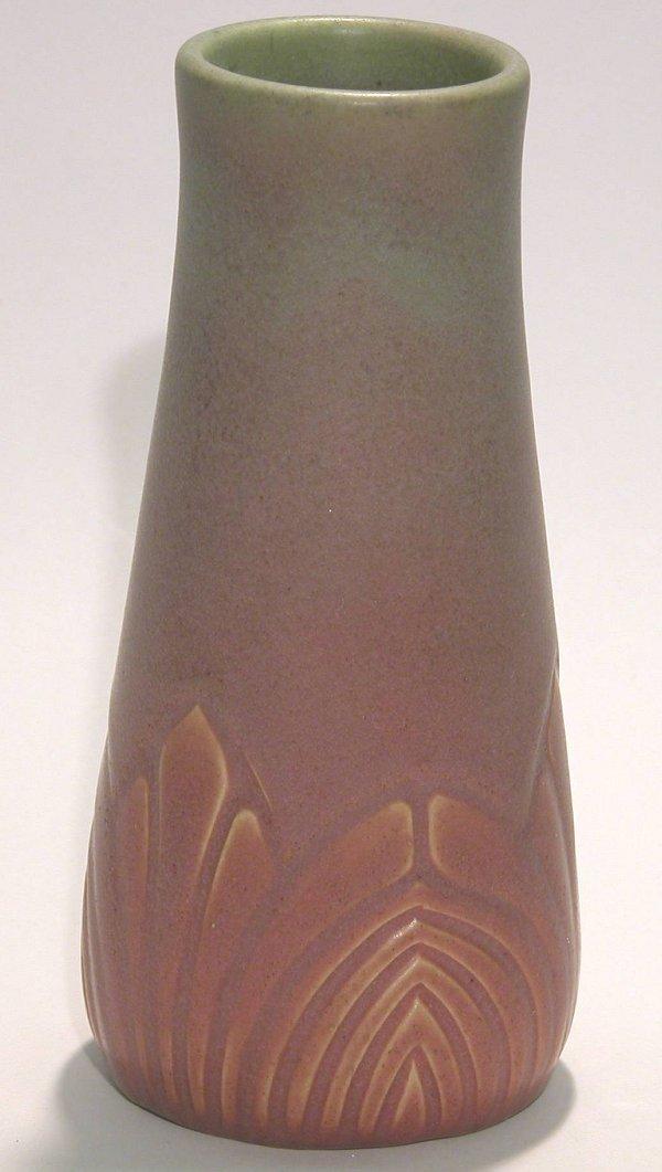 1005: ROOKWOOD ART POTTERY VASE
