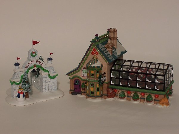 """2002: """"TWO PIECES OF DEPARTMENT 56