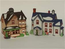 """2005: """"TWO PIECES OF DEPARTMENT 56
