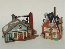 """2006: """"TWO PIECES OF DEPARTMENT 56