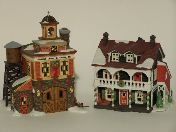 """2012: """"TWO PIECES OF DEPARTMENT 56