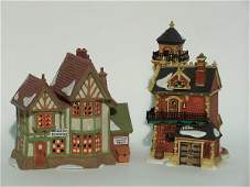 """2025: """"TWO PIECES OF DEPARTMENT 56
