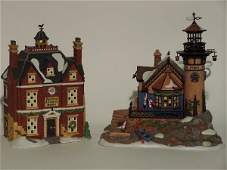 """2026: """"TWO PIECES OF DEPARTMENT 56