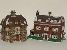 """2027: """"TWO PIECES OF DEPARTMENT 56