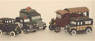 """""""FIVE PIECES OF DEPARTMENT 56