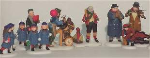 """""""SIX PIECES OF DEPARTMENT 56