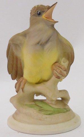 *BOEHM PORCELAIN BIRD FIGURE