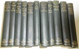 11 LAKESIDE PRESS BOOKS