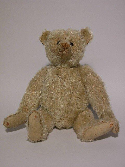 5: EARLY STEIFF TEDDY BEAR - CIRCA 1903-05| Light gold