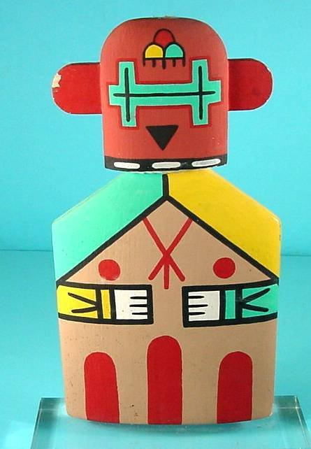 """2003:  ***CHOWILAWN FLAT """"POWER"""" KACHINA