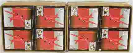 *2 GROUPS OF DIECAST MODEL AIRPLANES