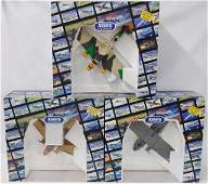 3 FRANKLIN MINT DIECAST MILITARY AIRPLANE MODELS