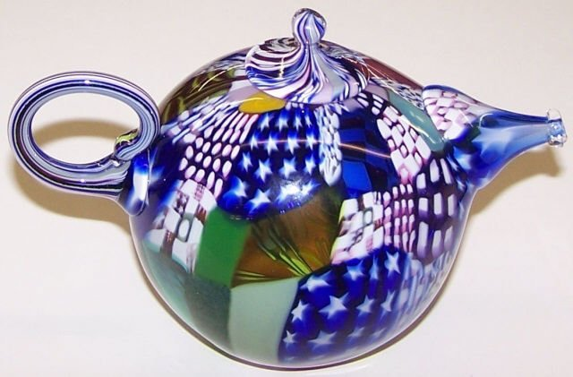 RICHARD MARQUIS ART GLASS SCULPTURE