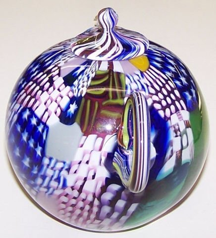 RICHARD MARQUIS ART GLASS SCULPTURE - 3