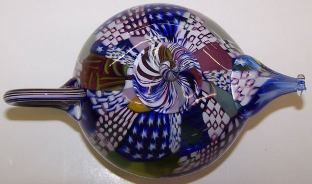 RICHARD MARQUIS ART GLASS SCULPTURE - 5