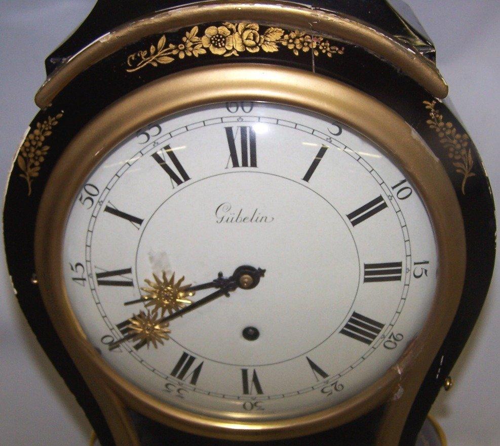 *GUBELIN MANTEL CLOCK - 3