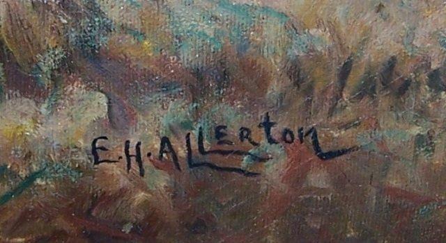 *ALLERTON, E.H. - 3