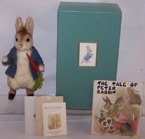 *R. JOHN WRIGHT PETER RABBIT