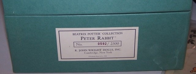 *R. JOHN WRIGHT PETER RABBIT - 4