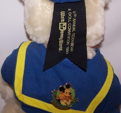 *STEIFF TEDDY BEAR - 4