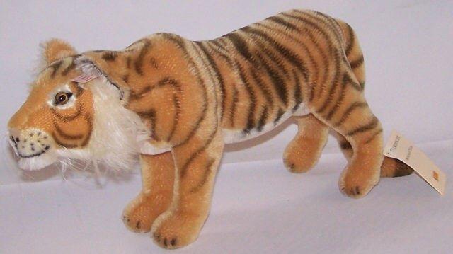 *STEIFF TIGER
