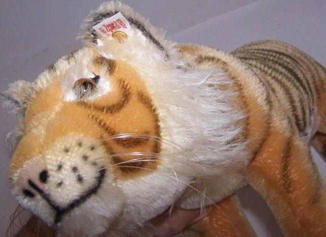 *STEIFF TIGER - 3