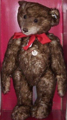 *STEIFF TEDDY BEAR