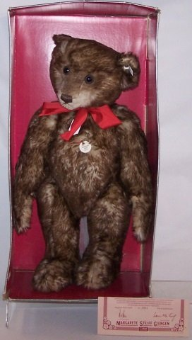 *STEIFF TEDDY BEAR - 2