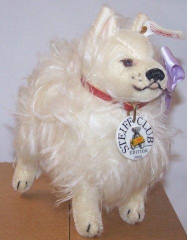 *STEIFF DOG - 2